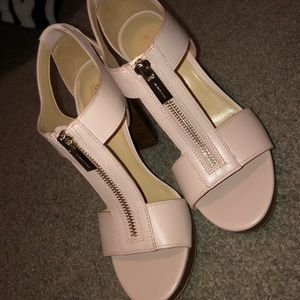 Michael Kors Pink Women's Heels Size 6